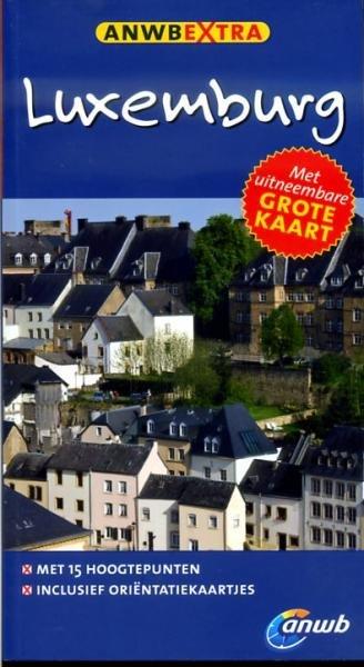 ANWB Extra reisgids Luxemburg 9789018033675  ANWB ANWB Extra reisgidsjes  Reisgidsen Luxemburg