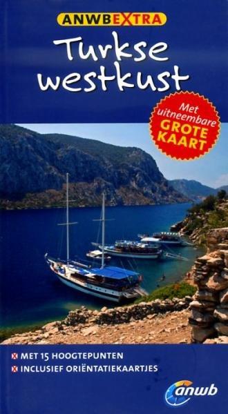 ANWB Extra reisgids Turkse Westkust 9789018033729  ANWB ANWB Extra reisgidsjes  Reisgidsen Turkse Riviera, overig Turkije