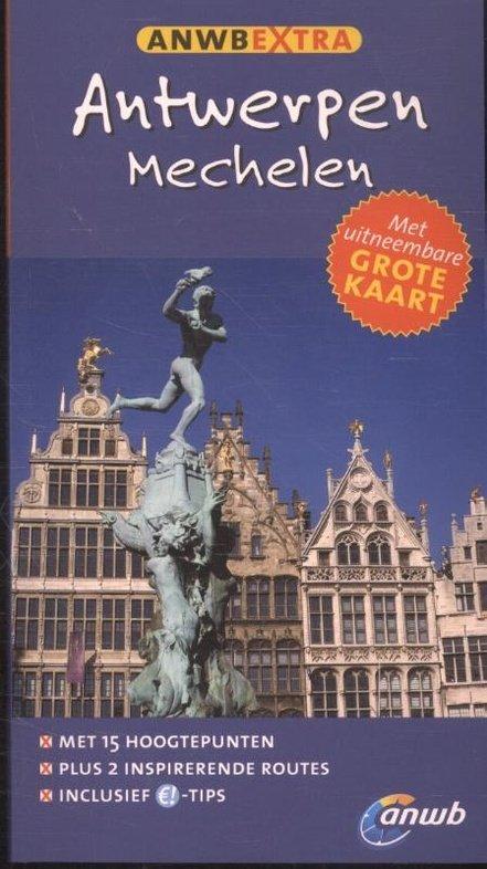 ANWB Extra reisgids Antwerpen 9789018039981  ANWB ANWB Extra reisgidsjes  Reisgidsen Antwerpen