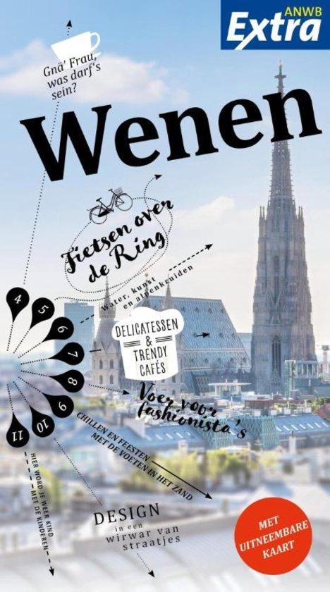 ANWB Extra reisgids Wenen 9789018041076  ANWB ANWB Extra reisgidsjes  Reisgidsen Wenen, Noord- en Oost-Oostenrijk