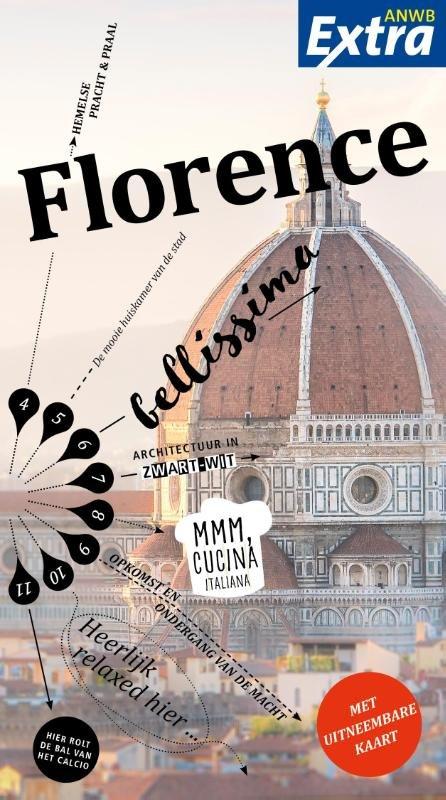 ANWB Extra reisgids Florence 9789018041090  ANWB ANWB Extra reisgidsjes  Reisgidsen Toscane, Florence