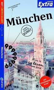 ANWB Extra reisgids München 9789018041281  ANWB ANWB Extra reisgidsjes  Reisgidsen München