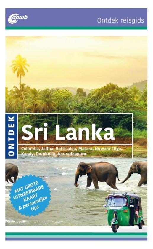 ANWB Wereldreisgids Sri Lanka 9789018041496  ANWB Wereldreisgidsen  Reisgidsen Sri Lanka