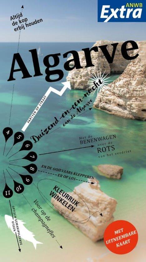 ANWB Extra reisgids Algarve 9789018043124  ANWB ANWB Extra reisgidsjes  Reisgidsen Zuid-Portugal, Algarve