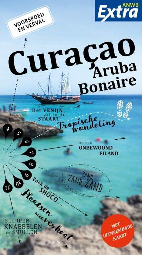 ANWB Extra reisgids Curaçao 9789018043162  ANWB ANWB Extra reisgidsjes  Reisgidsen Aruba, Bonaire, Curaçao