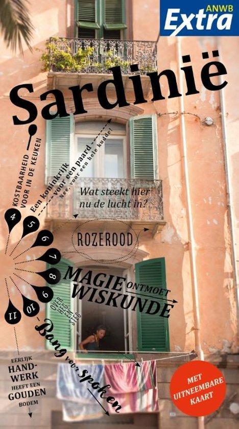 ANWB Extra reisgids Sardinië 9789018043247  ANWB ANWB Extra reisgidsjes  Reisgidsen Sardinië