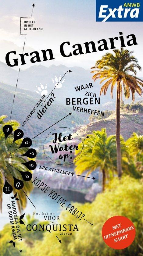 ANWB Extra reisgids Gran Canaria 9789018043377  ANWB ANWB Extra reisgidsjes  Reisgidsen Gran Canaria