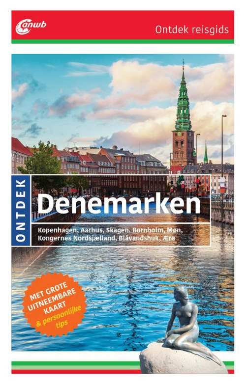 ANWB reisgids Ontdek Denemarken 9789018043445  ANWB ANWB Ontdek gidsen  Reisgidsen Denemarken