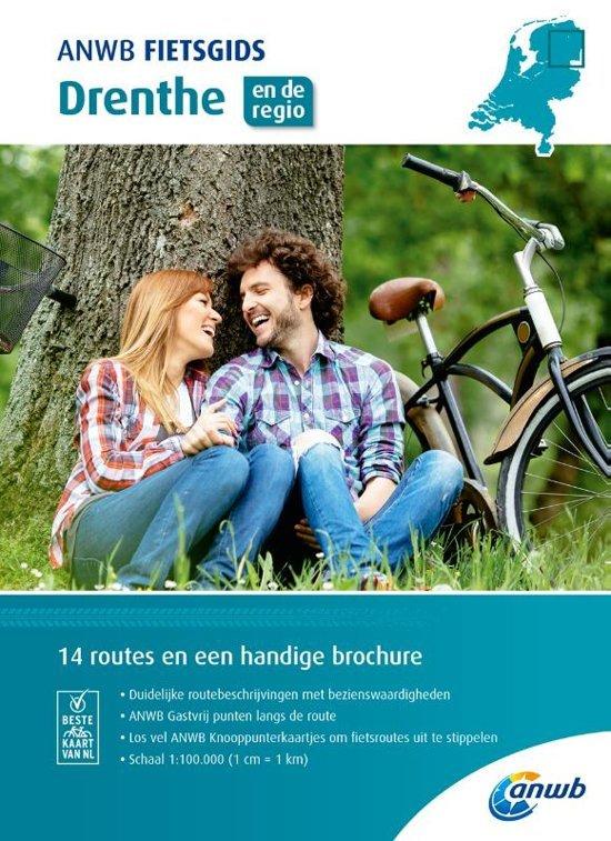 ANWB Fietsgids 03 - Drenthe 9789018043513  ANWB ANWB fietsgidsen  Fietsgidsen Drenthe