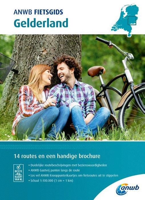 ANWB Fietsgids 05 - Gelderland 9789018043537  ANWB ANWB fietsgidsen  Fietsgidsen Oost Nederland