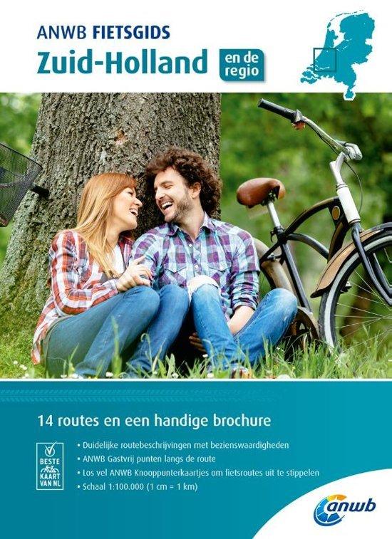 ANWB Fietsgids 08 - Zuid-Holland 9789018043568  ANWB ANWB fietsgidsen  Fietsgidsen Den Haag, Rotterdam en Zuid-Holland