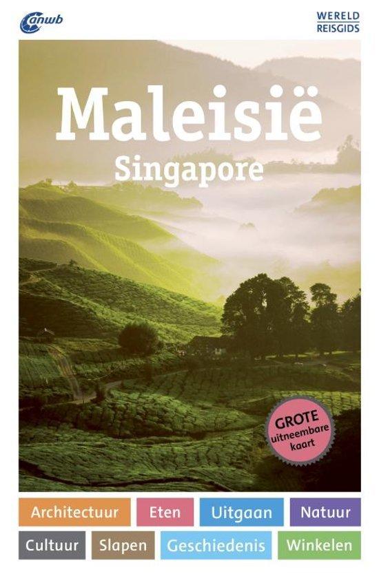 ANWB Wereldreisgids Maleisië 9789018044046  ANWB Wereldreisgidsen  Reisgidsen Maleisië en Brunei