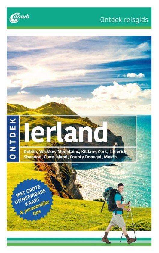 ANWB reisgids Ontdek Ierland 9789018044541  ANWB ANWB Ontdek gidsen  Reisgidsen Ierland