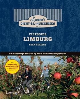 Limburg (B) 9789020972375  Lannoo Dicht-bij-huis-gids  Fietsgidsen Vlaanderen & Brussel