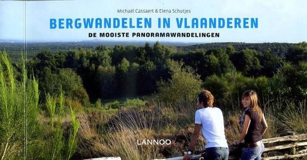 Bergwandelen in Vlaanderen 9789020987218  Lannoo   Wandelgidsen Vlaanderen & Brussel