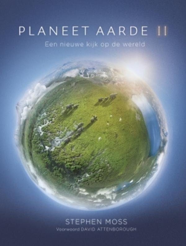 Planeet Aarde II 9789021563794  VBK Media   Natuurgidsen Wereld als geheel