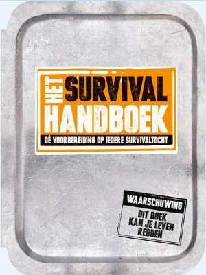 Het Survival Handboek + Mess Tin 9789021565491 Colin Towell Kosmos   Wandelgidsen Reisinformatie algemeen