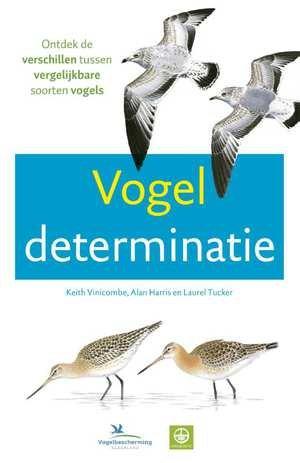 Vogeldeterminatie 9789021566252 Keith Vinicombe Kosmos   Natuurgidsen, Vogelboeken Europa