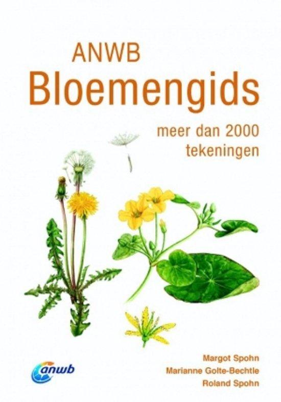ANWB Bloemengids 9789021566689  Kosmos   Natuurgidsen, Plantenboeken Europa