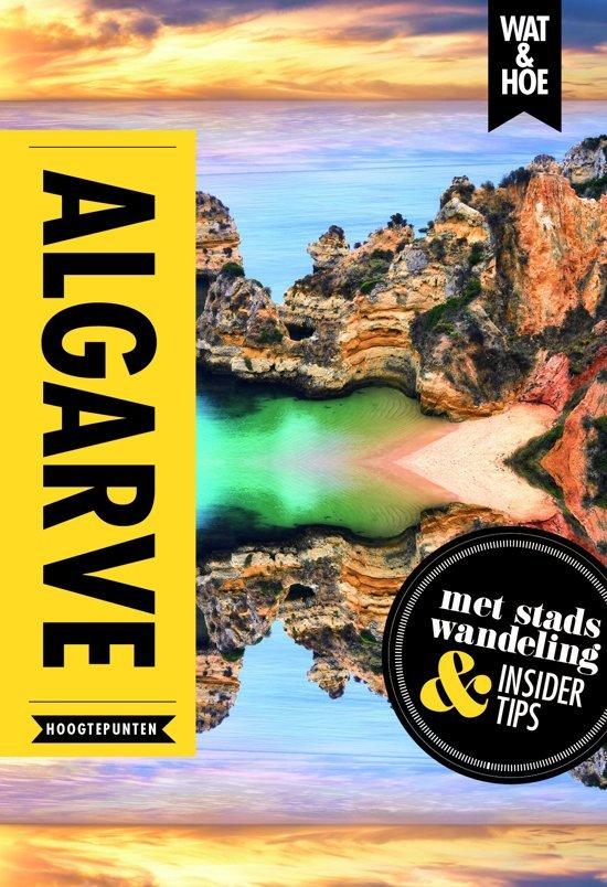 Algarve 9789021568515  Kosmos Wat en Hoe Select  Reisgidsen Zuid-Portugal, Algarve