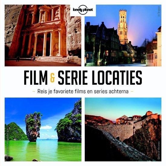 Lonely Planet Film- en serielocaties 9789021569086  Kosmos   Reisgidsen Wereld als geheel