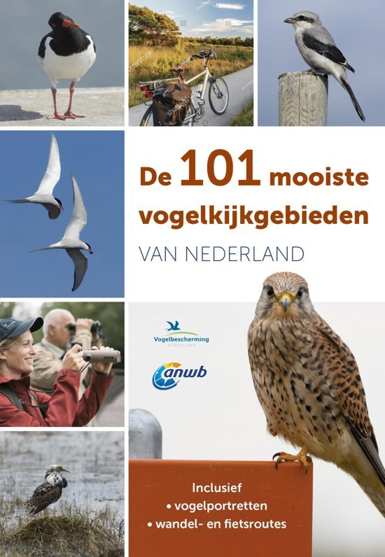 De 101 mooiste vogelkijkgebieden van Nederland 9789021569178 Ger Meesters Kosmos   Natuurgidsen, Vogelboeken Nederland