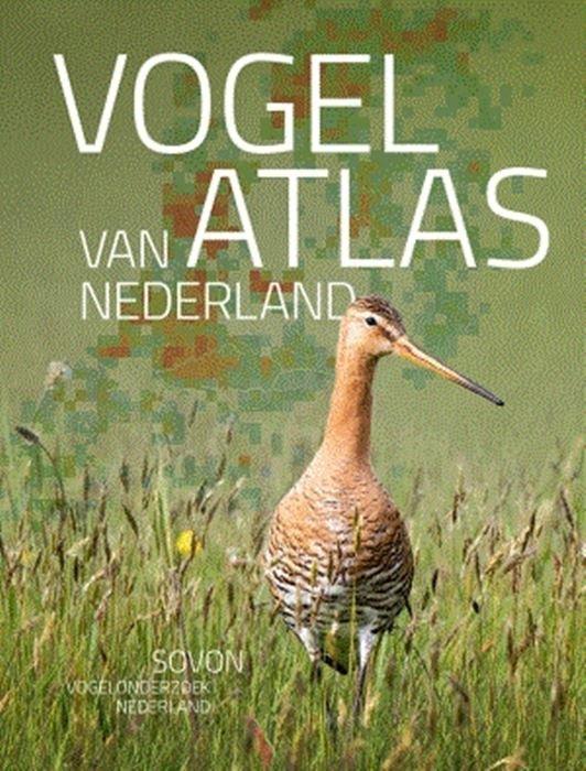 Sovon: Vogelatlas van Nederland 9789021570051  Kosmos   Natuurgidsen, Vogelboeken Nederland