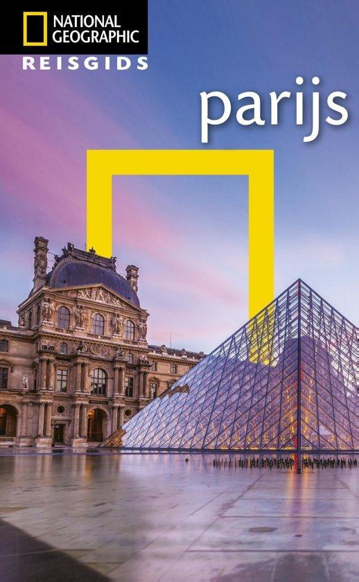 National Geographic Parijs 9789021570235  Kosmos National Geographic  Reisgidsen Parijs, Île-de-France