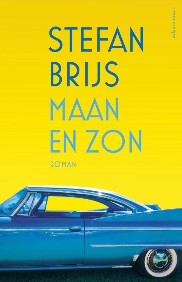 Maan en Zon | Stefan Brijs 9789025449629 Stefan Brijs Atlas-Contact   Reisverhalen Aruba, Bonaire, Curaçao