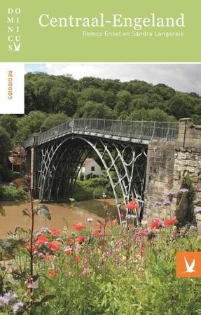 Dominicus reisgids Centraal-Engeland 9789025763367  Gottmer Dominicus reisgidsen  Reisgidsen Midden- en Oost-Engeland
