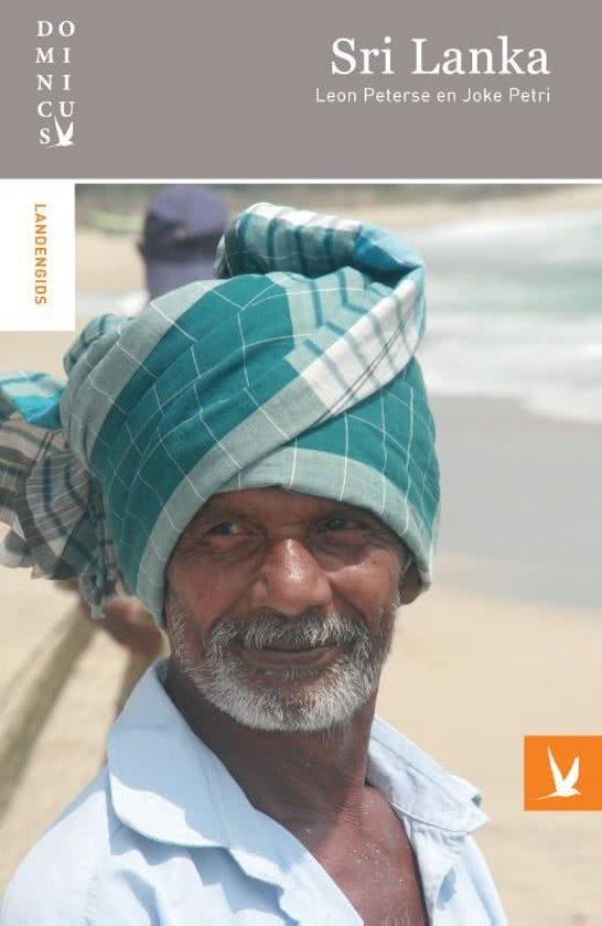 Dominicus reisgids Sri Lanka 9789025763794 Leon Peterse Gottmer Dominicus reisgidsen  Reisgidsen Sri Lanka