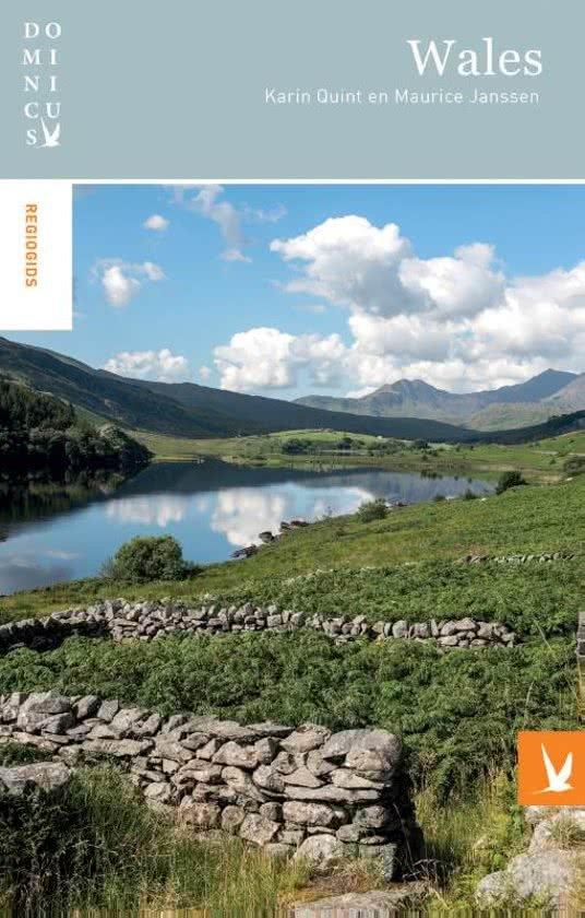 Dominicus reisgids Wales 9789025764166  Gottmer Dominicus reisgidsen  Reisgidsen Wales