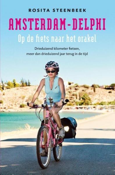Amsterdam-Delphi 9789026327094 Rosita Steenbeek Arbeiderspers   Fietsgidsen Europa