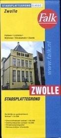 Stadsplattegrond Zwolle 9789028707832  Falk Pl.g. binnenland  Stadsplattegronden Kop van Overijssel, Vecht & Salland