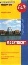 Stadsplattegrond Maastricht 9789028708167  Falk Pl.g. binnenland  Stadsplattegronden Maastricht en Zuid-Limburg