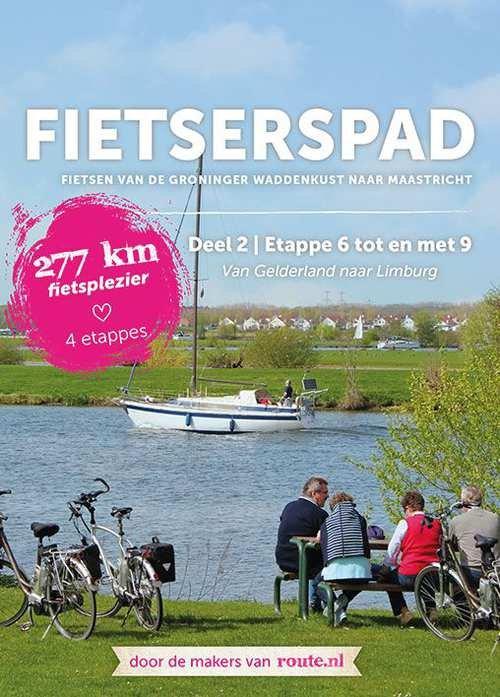 Fietserspad deel 2 (Doetinchem - St.Pietersberg) 9789028730229  Falk   Fietsgidsen Nederland