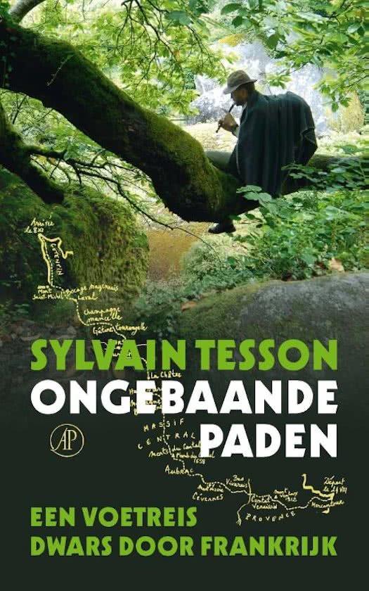 Ongebaande paden | Sylvain Tesson 9789029514385 Sylvain Tesson Arbeiderspers   Reisverhalen, Wandelgidsen Frankrijk