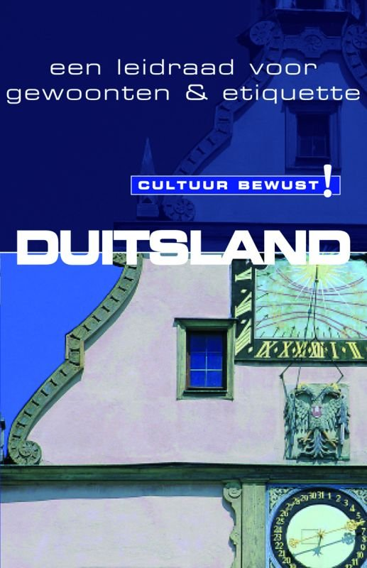 Duitsland 9789038919003  Elmar Cultuur-Bewust / Culture Smart  Landeninformatie Duitsland