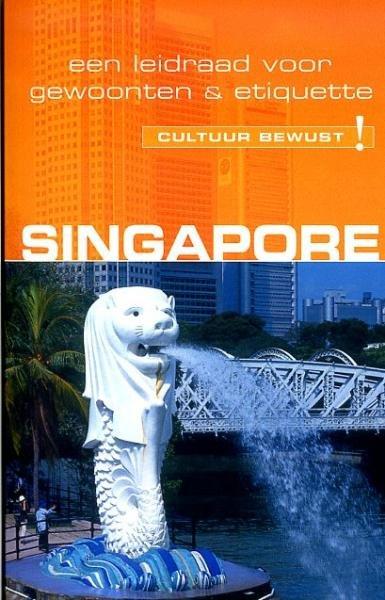 Singapore (Nederlands) 9789038921235  Elmar Cultuur-Bewust / Culture Smart  Landeninformatie Singapore