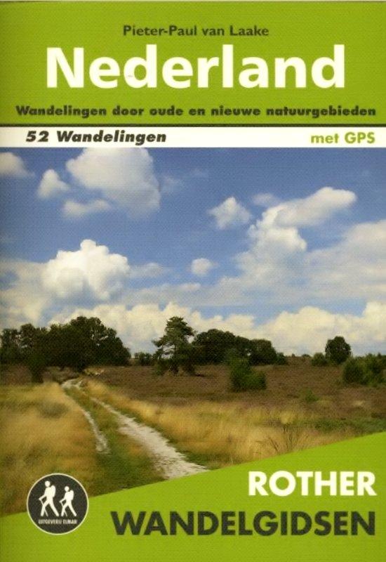 Nederland - Rother wandelgids 9789038921310 Pieter-Paul van Laake Elmar RWG  Wandelgidsen Nederland