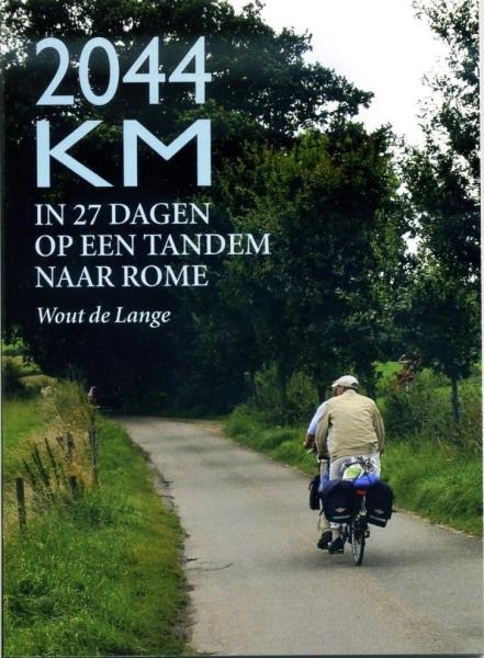 2044 Km 9789038921433 Wout de Lange Elmar   Fietsgidsen, Meerdaagse fietsvakanties Europa