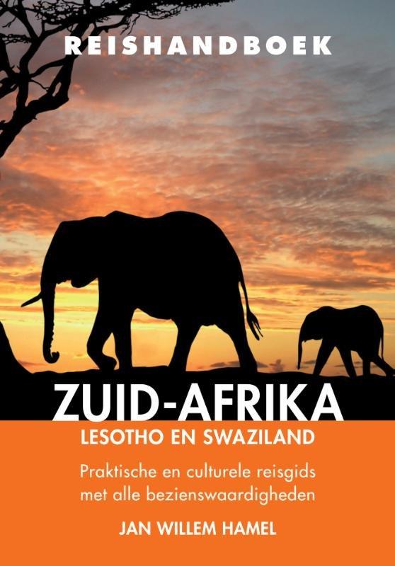 Elmar Reishandboek Zuid-Afrika 9789038924557  Elmar Elmar Reishandboeken  Reisgidsen Zuid-Afrika