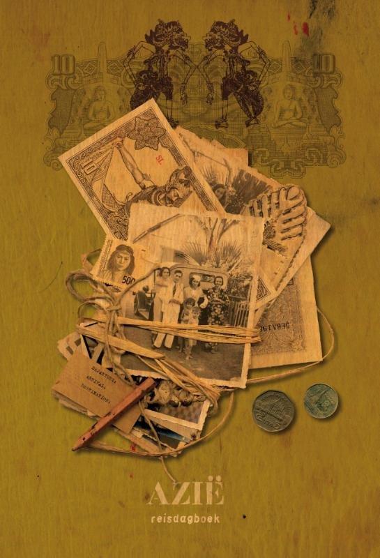 Reisdagboek Azië 9789038925127  Elmar Reisdagboeken  Reisverhalen Azië