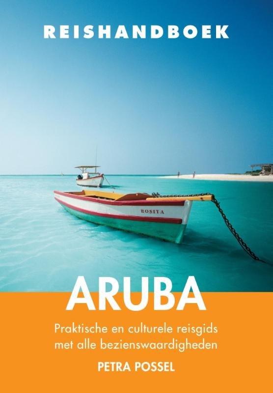 Elmar Reishandboek Aruba 9789038925318 Petra Possel Elmar Elmar Reishandboeken  Reisgidsen Aruba, Bonaire, Curaçao