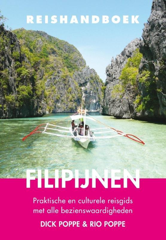 Elmar Reishandboek Filipijnen 9789038925622 Dick Poppe Elmar Elmar Reishandboeken  Reisgidsen Filippijnen