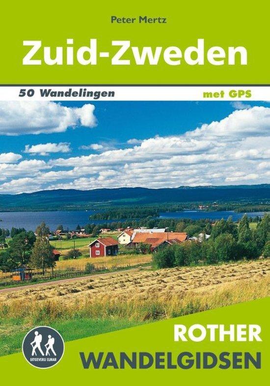 Zuid-Zweden - Rother Wandelgids 9789038925820  Elmar RWG  Wandelgidsen Zuid-Zweden
