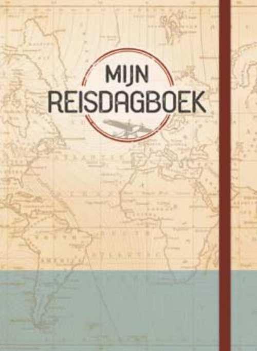 Mijn reisdagboek 9789044747232  Deltas Reisdagboeken  Cadeau-artikelen, Reisverhalen Wereld als geheel