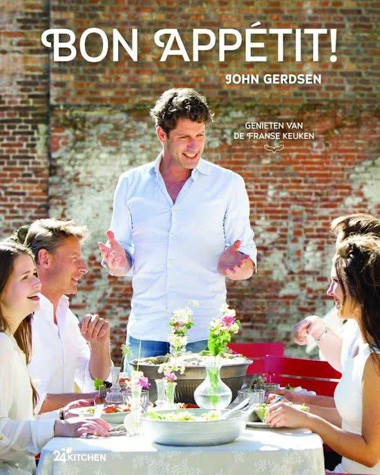 Bon Appetit  | John Gerdsen 9789045206561 John Gerdsen Karakter   Culinaire reisgidsen Frankrijk