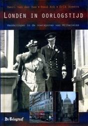 Londen in Oorlogstijd 9789045301297  Bzztoh   Reisgidsen Londen