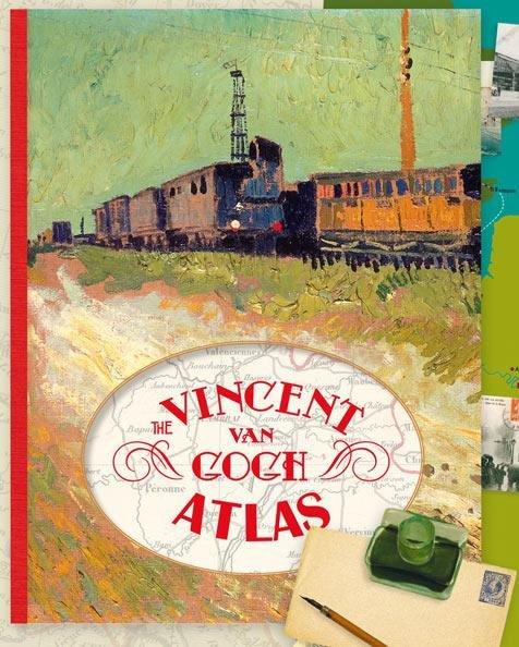 De grote Van Gogh Atlas 9789047617983  Rubinstein   Historische reisgidsen, Landeninformatie Europa